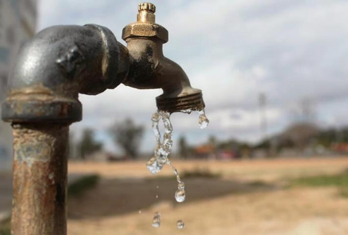 Falta de agua ciudades